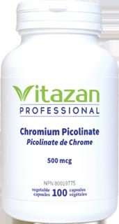 Chromium Picolinate 500mcg