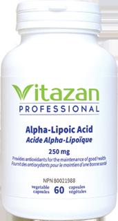 Alpha-Lipoic Acid 250mg