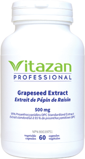 Grapeseed Extract 500mg