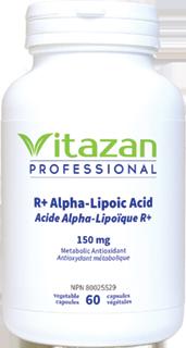 R+ Alpha-Lipoic Acid 150mg