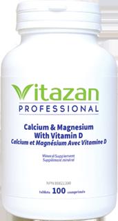 Calcium & Magnesium With VitaminD