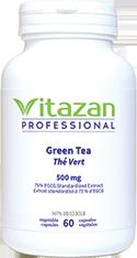 Green Tea 75%EGCG 500mg