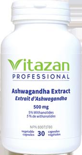 Extrait d'Ashwagandha