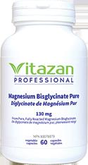 Diglycinate de Magnésium Pure 130 mg