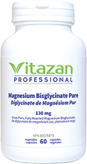 Magnesium Bisglycinate Pure 130 mg