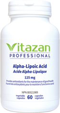 Alpha-Lipoic Acid 125 mg