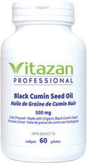 Black Cumin Seed Oil 500 mg