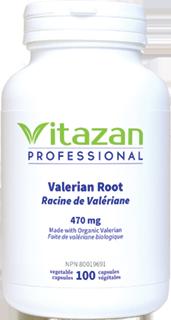 Valerian Root (Organic)