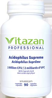Acidophilus Supreme With Caprylic Acid