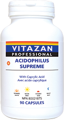 Acidophilus Supreme With Caprylic Acid