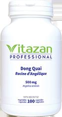 Dong Quai (Angelica sinensis) 500mg