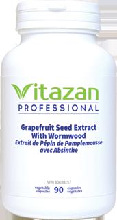 Grapefruit Seed Extract with Wormwood