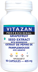 Grapefruit Seed Extract with Wormwood 405 mg