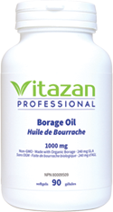 Borage Oil Organic 1000mg