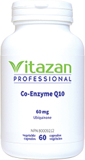 Co-Enzyme Q10 60 mg