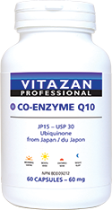 Co-Enzyme Q10 60mg