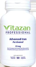 Advanced Iron 15mg