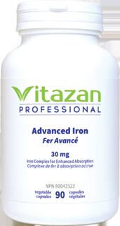 Advanced Iron 30mg