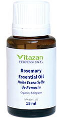 Rosemary Essential Oil 100% Pure Certified Organic