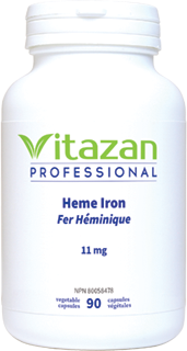 Heme Iron 90's