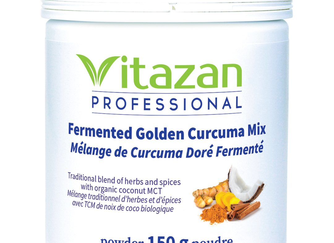 Fermented Golden Curcuma Mix